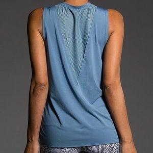 Onzie Tops - Onzie Hot Yoga Triangle Mesh tank top